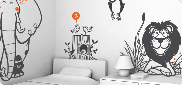 vinilos_pared_animales1